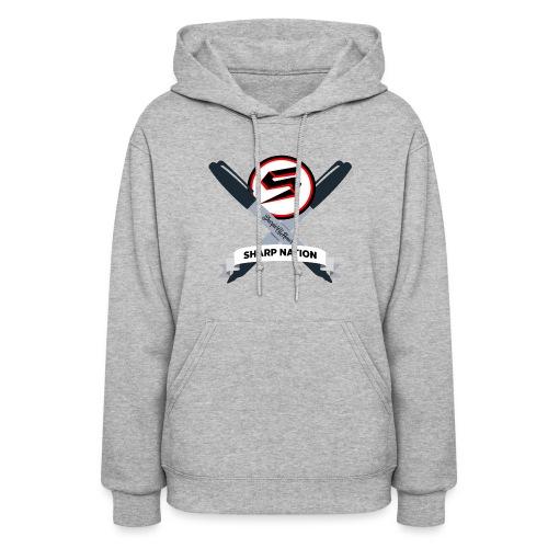 Sharp Nation Shirt - Women's Hoodie