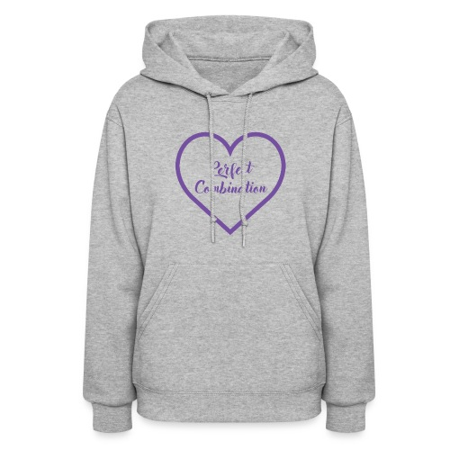 Perfect Combination Girl T Shirt - Women's Hoodie