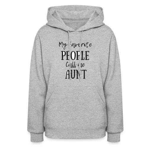 Aunt - Women's Hoodie