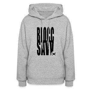 blocc savv - Women's Hoodie