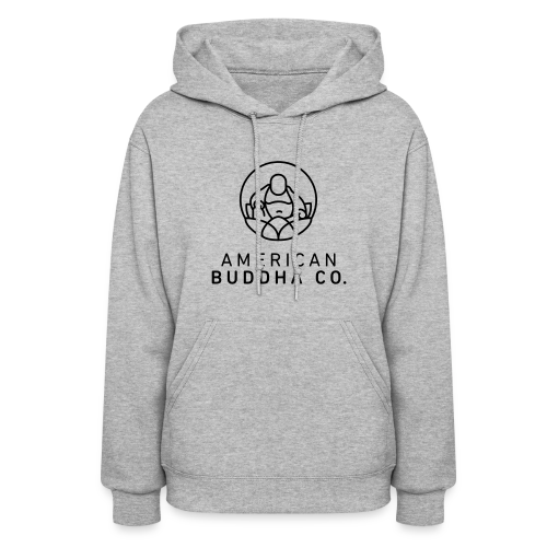 AMERICAN BUDDHA CO. ORIGINAL - Women's Hoodie