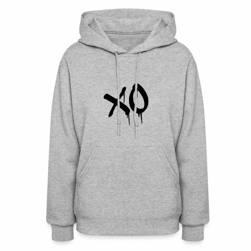 X O Design - Women's Hoodie