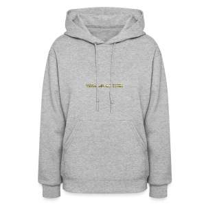 TROLLIEUNICORN gold text limited edition - Women's Hoodie