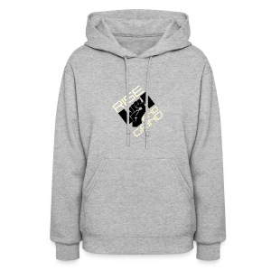 RISE AND GRIND - Women's Hoodie
