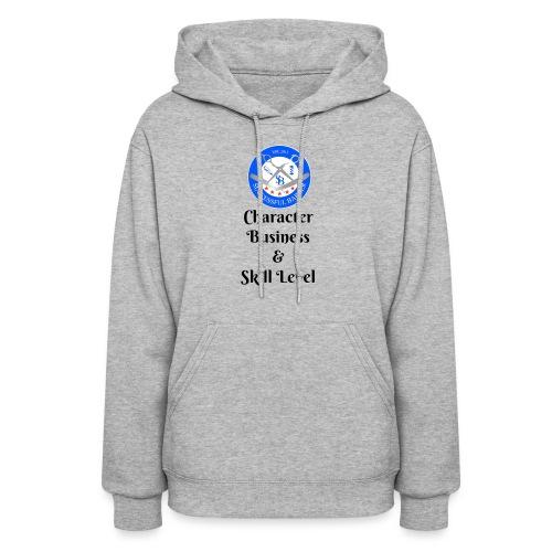 SB Seal Design - Women's Hoodie