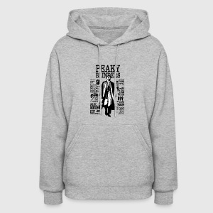 Tommy Shelby Quotes - Women's Hoodie