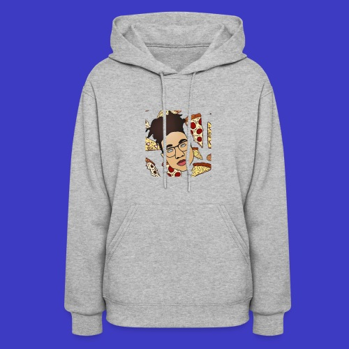Draco on Pizza - Women's Hoodie