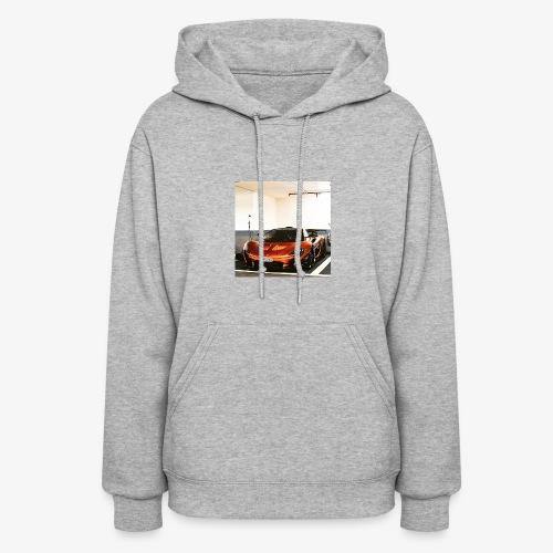 T20 car t-shirt or hoodie - Women's Hoodie