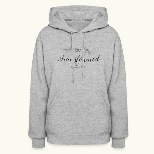 Be Transformed Shop - Women's Hoodie