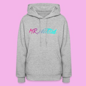 MR.nutella merch - Women's Hoodie