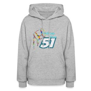 Dalaney Dunn Racing Logo - Women's Hoodie
