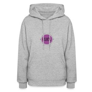 logo youtube - Women's Hoodie