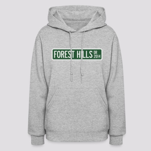 2014 Forest Hills Drive - Women's Hoodie