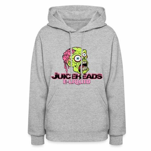 Juiceheads e-Liquid Logo - Women's Hoodie