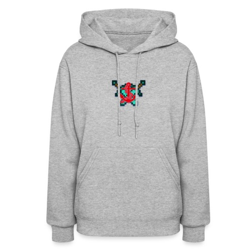 anchor and swords - Women's Hoodie