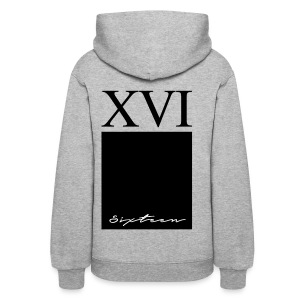 XVI Special Edition Threads - Women's Hoodie