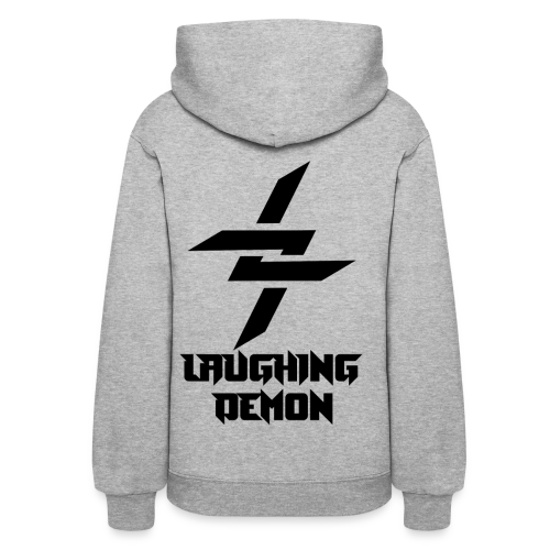 Laughing Demon Dark - Women's Hoodie