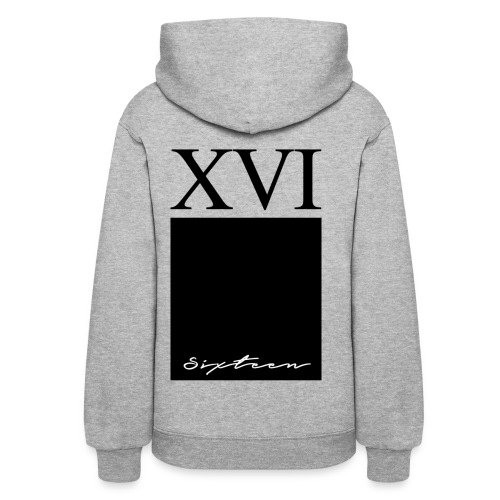 XVI Special Edition Threads - Women's Hoodie