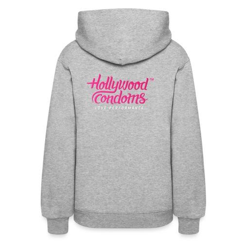 Hollywood Condoms™ - Love Performance - Women's Hoodie