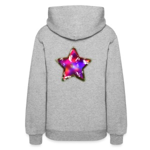 Universe In A Star. - Women's Hoodie