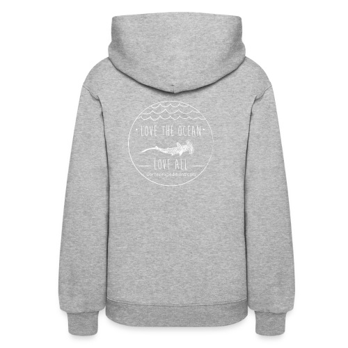 Love The Ocean, Love All - Women's Hoodie