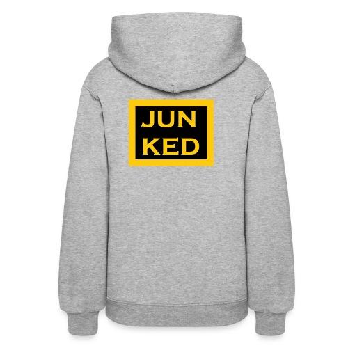 Super Gold Edition JUNKED Design - Women's Hoodie