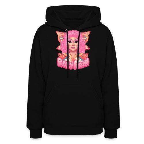 Roxy Rain butterfly print - Women's Hoodie