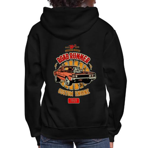 Plymouth Road Runner - American Muscle - Women's Hoodie