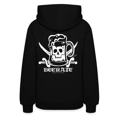 Beerate - white - Women's Hoodie