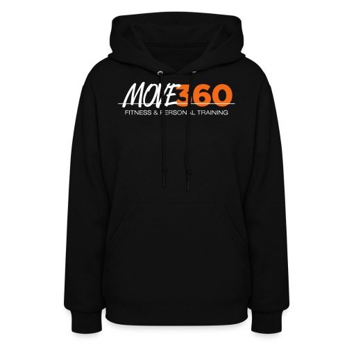 Move360 Logo LightGrey - Women's Hoodie