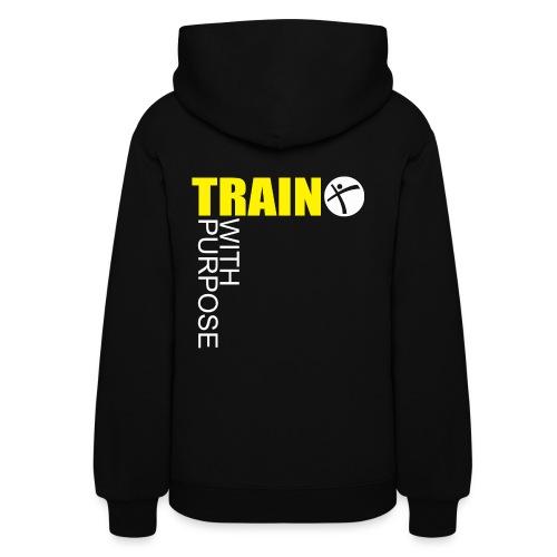 TRAIN png - Women's Hoodie