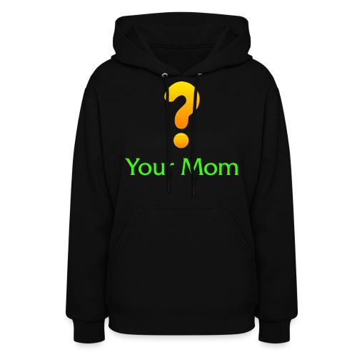 Your Mom Quest ? World of Warcraft - Women's Hoodie