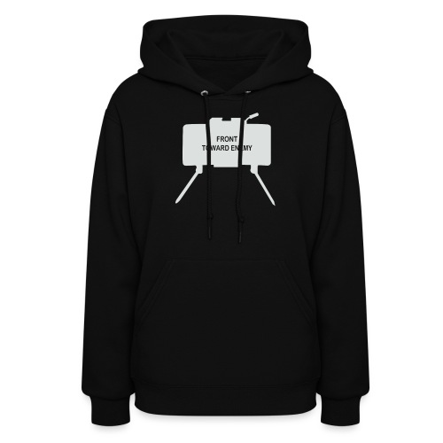 Claymore Mine (Minimalist/Light) - Women's Hoodie
