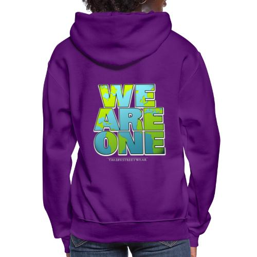We are One png - Women's Hoodie