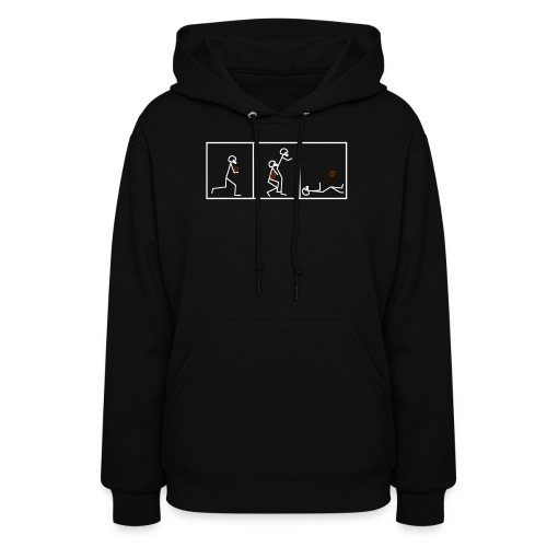 BUTTFUMBLE 6 (With Cartoon) - Women's Hoodie