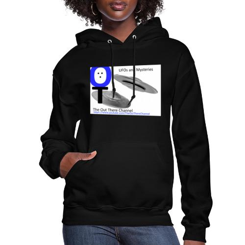 Outthere UtubeLogo2017 with Crew Back Logo - Women's Hoodie