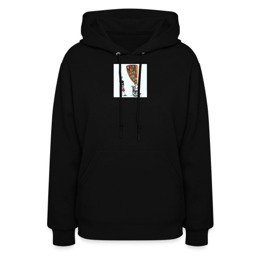 Less mobile more books - Women's Hoodie