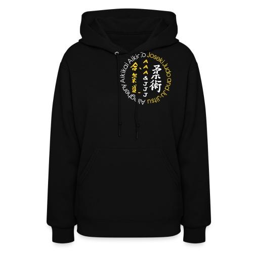 AAAandJJJ Logo - Women's Hoodie