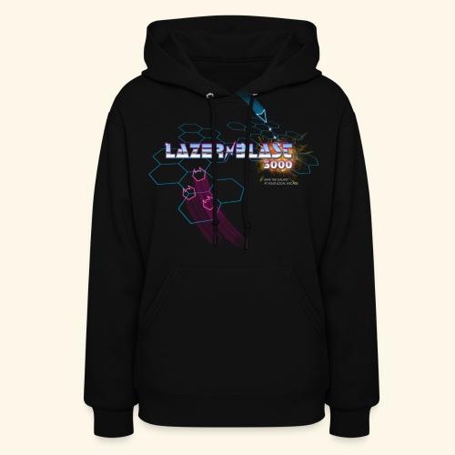 LazerBlast 3000 - Women's Hoodie