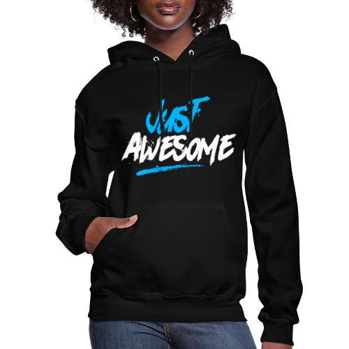awesome beautiful nice - Women's Hoodie
