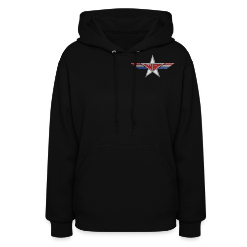willboski logo metal png - Women's Hoodie