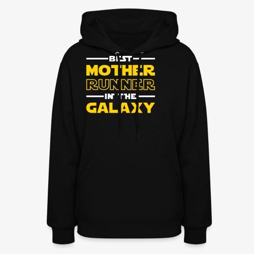 Best Mother Runner In The Galaxy - Women's Hoodie