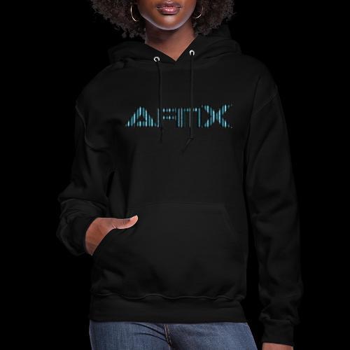 AfimX Logo Design - Women's Hoodie