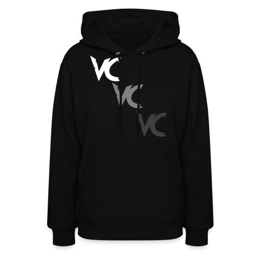 V3L0C1TY Logo Mugs & Drinkware - Women's Hoodie