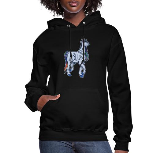 I am fucking fabulous - Women's Hoodie
