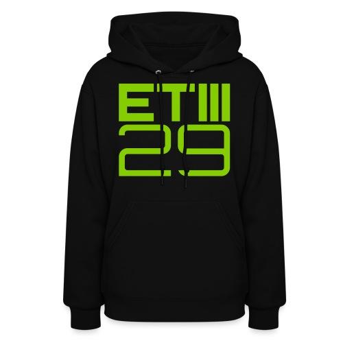 et329 - Women's Hoodie