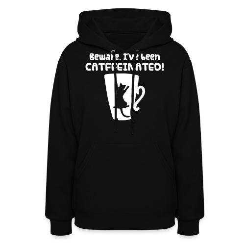 CATffeinated - Women's Hoodie