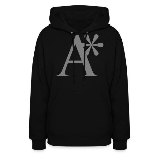 A* logo - Women's Hoodie