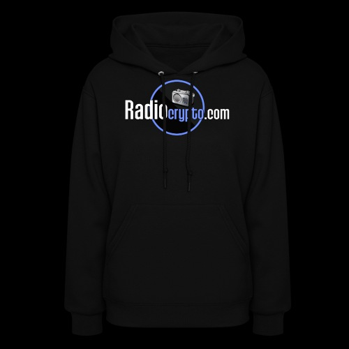 RadioCrypto Logo 1 - Women's Hoodie