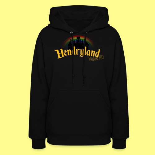 HENDRYLAND logo Merch - Women's Hoodie